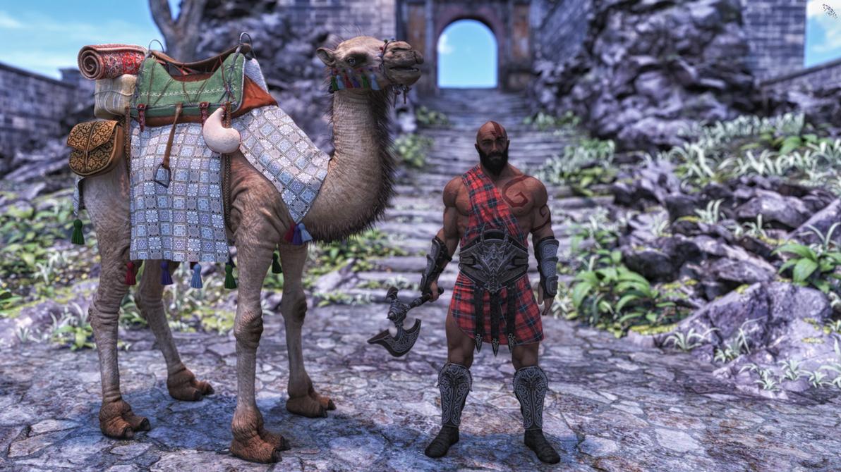 The Vestiges Guild by scifigiant