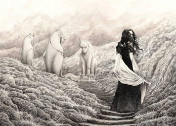Ascent by Sigovius