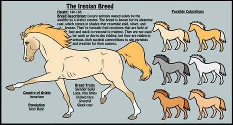 The Irenian