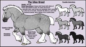The Ulian Breed