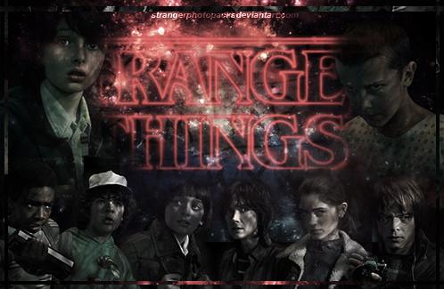+ID: STRANGER THINGS by StrangerPhotopacks