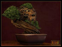 Bonsai Dragon