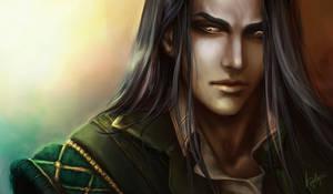 Portrait - Einar