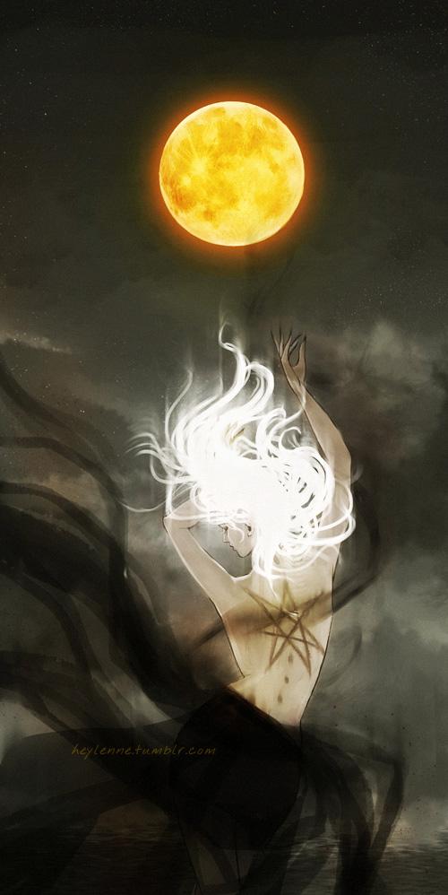 Beyond the Veil by Heylenne