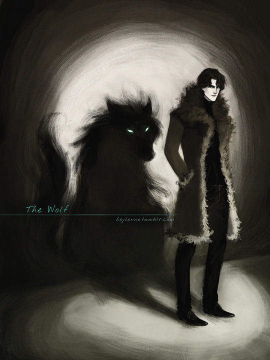The Grey Wolf by Heylenne