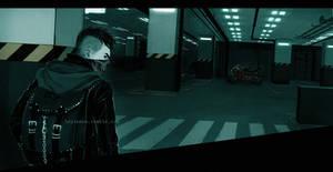 Ivan runs away...