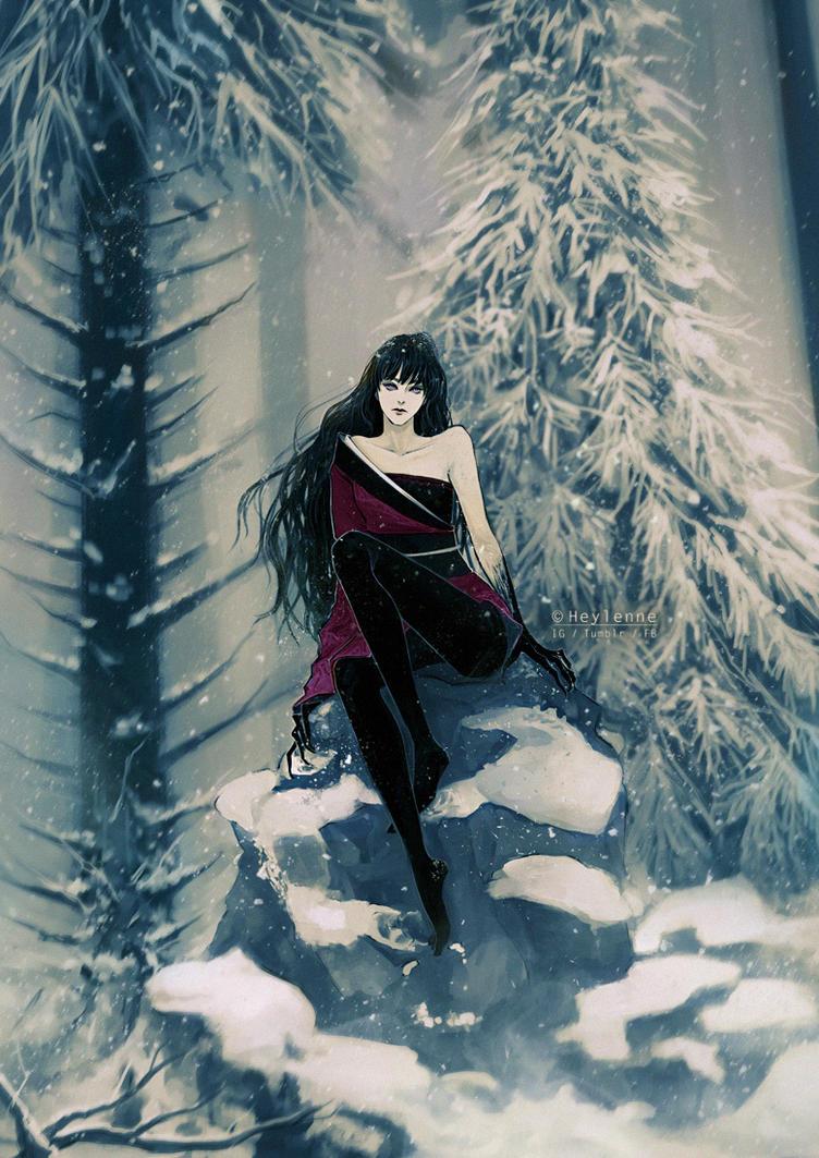 Winter by Heylenne
