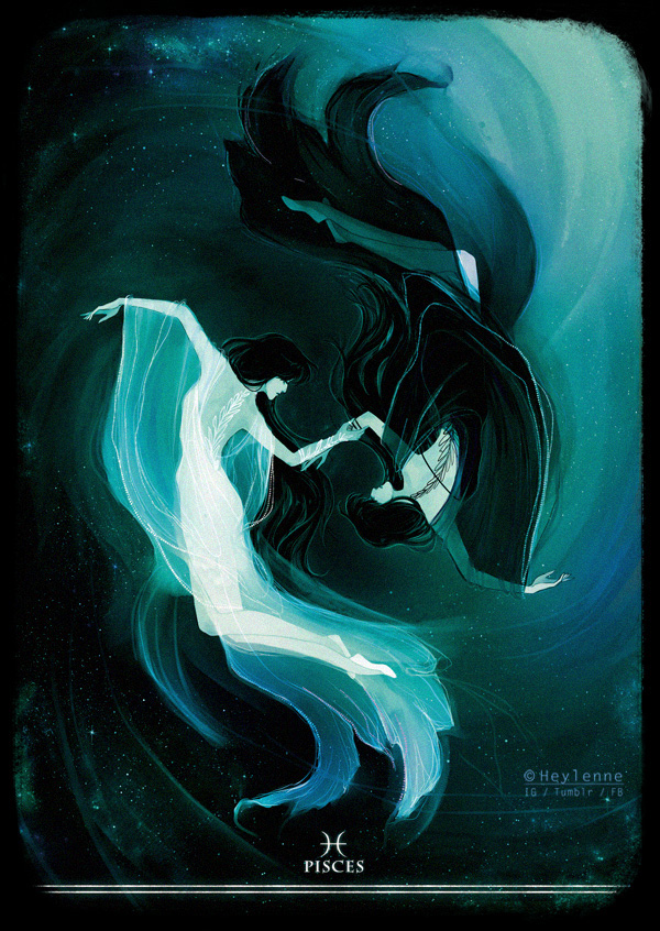 Pisces by Heylenne