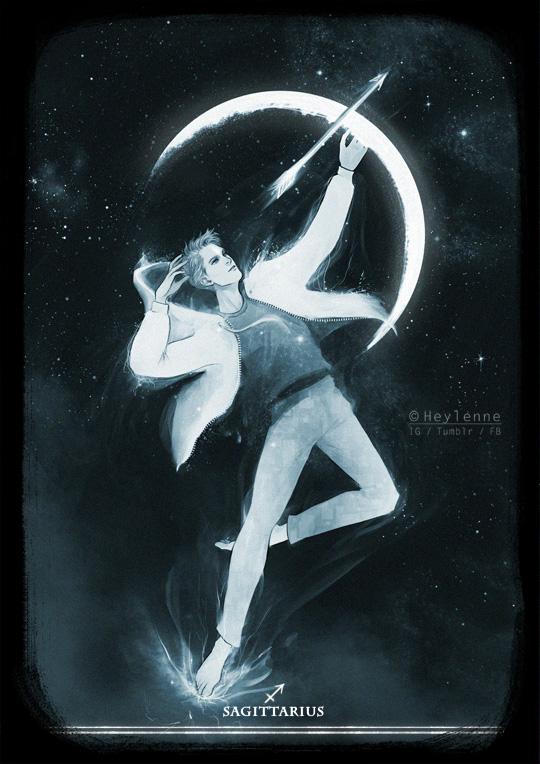 Dark libra art