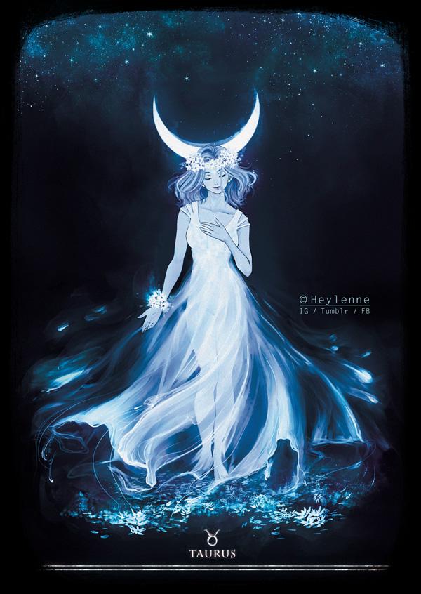 Taurus by Heylenne