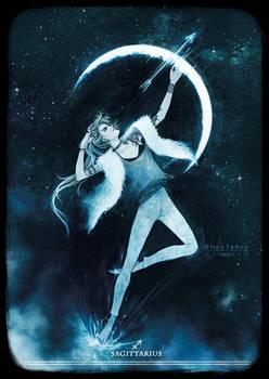 Sagittarius (New female version)