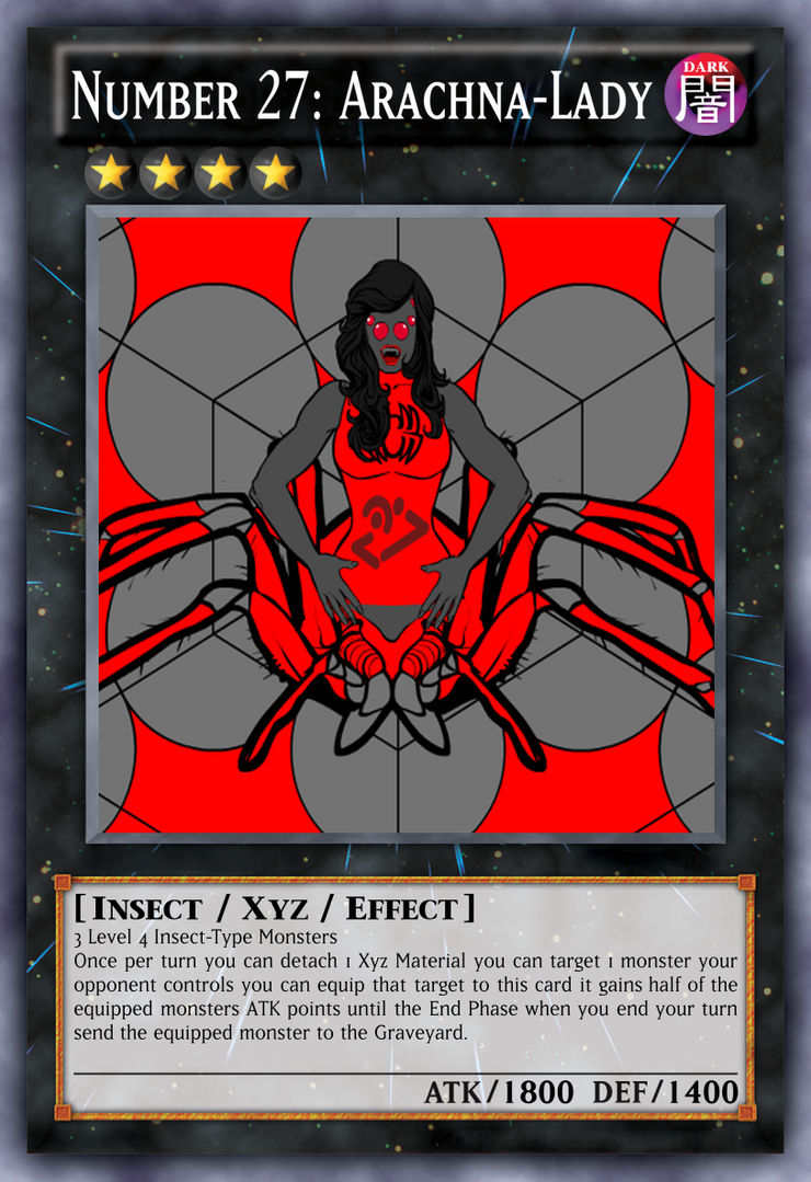 Number 27: Arachna-Lady by MarioFanProductions