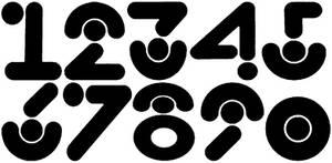 Yu-Gi-Oh! ZEXAL Number Symbols