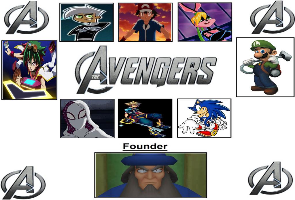 World Avengers by MarioFanProductions