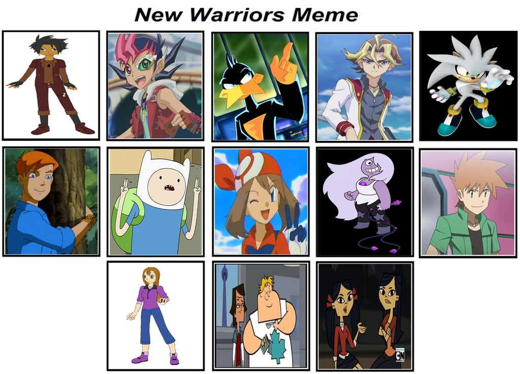 New Members of the Freedom Protectors by MarioFanProductions