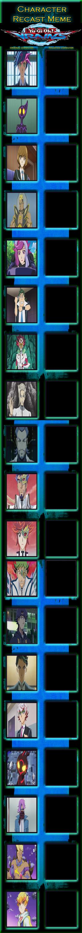 Yu-Gi-Oh! VRAINS Recast Meme by MarioFanProductions