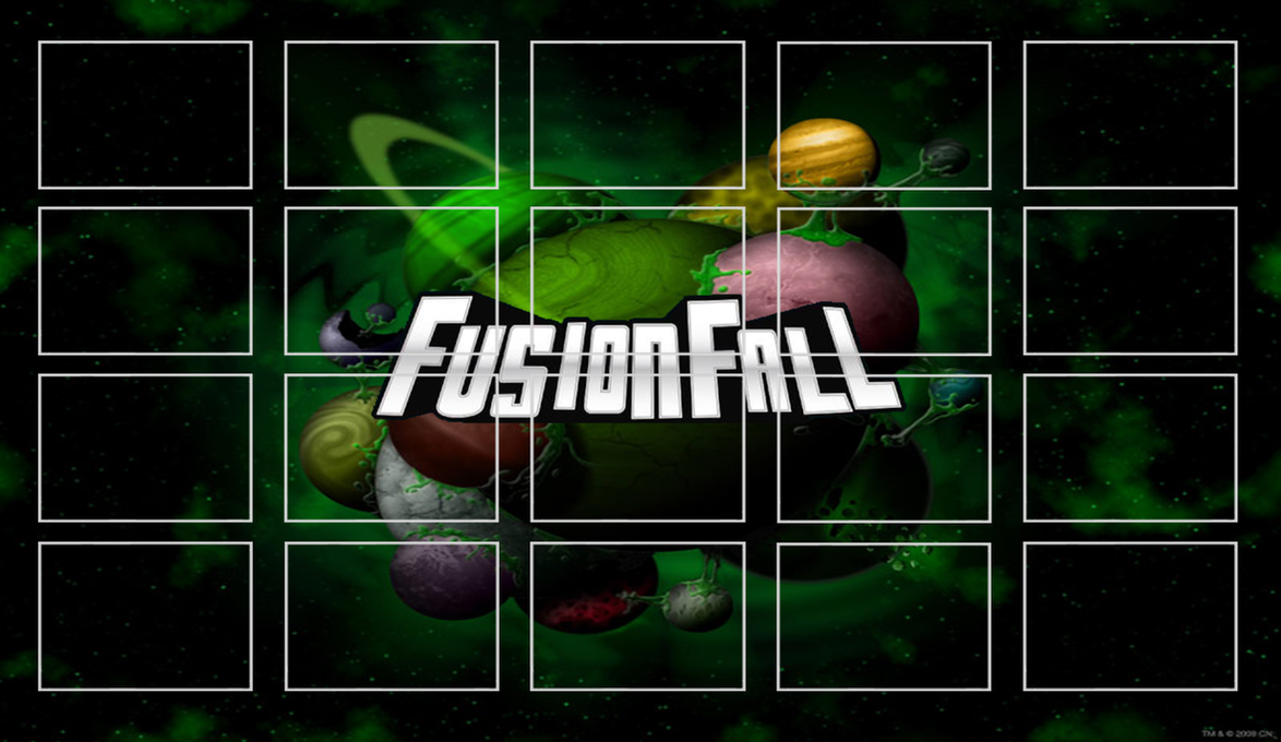 Fusionfall Meme by MarioFanProductions