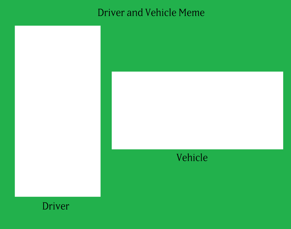 Driver and Vehicle Meme by MarioFanProductions