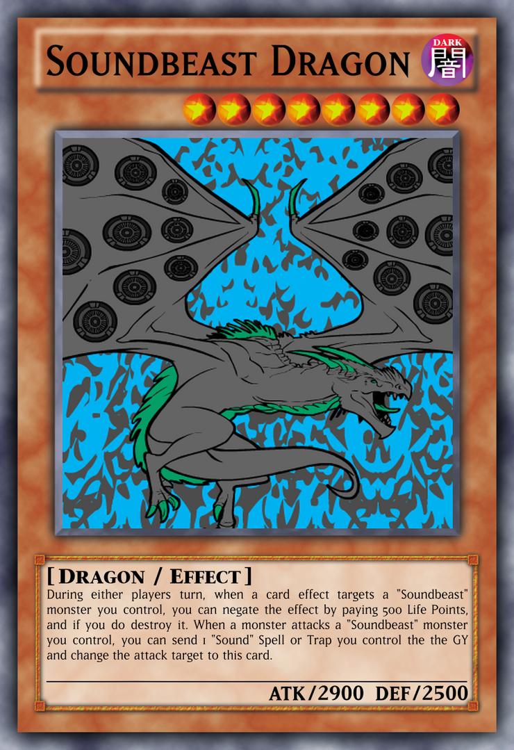 Soundbeast Dragon by MarioFanProductions