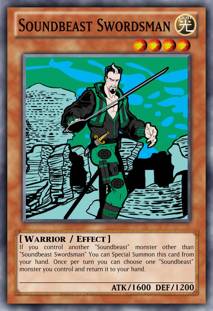 Soundbeast Warrior by MarioFanProductions