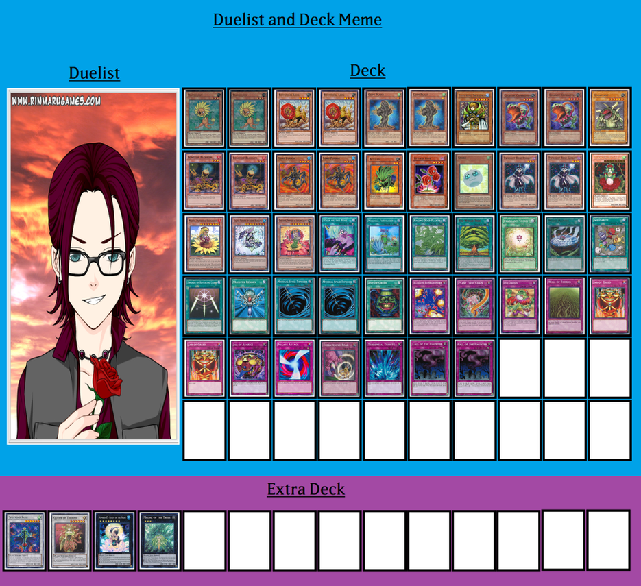 Deck and Duelist - Curtis Chandler by MarioFanProductions