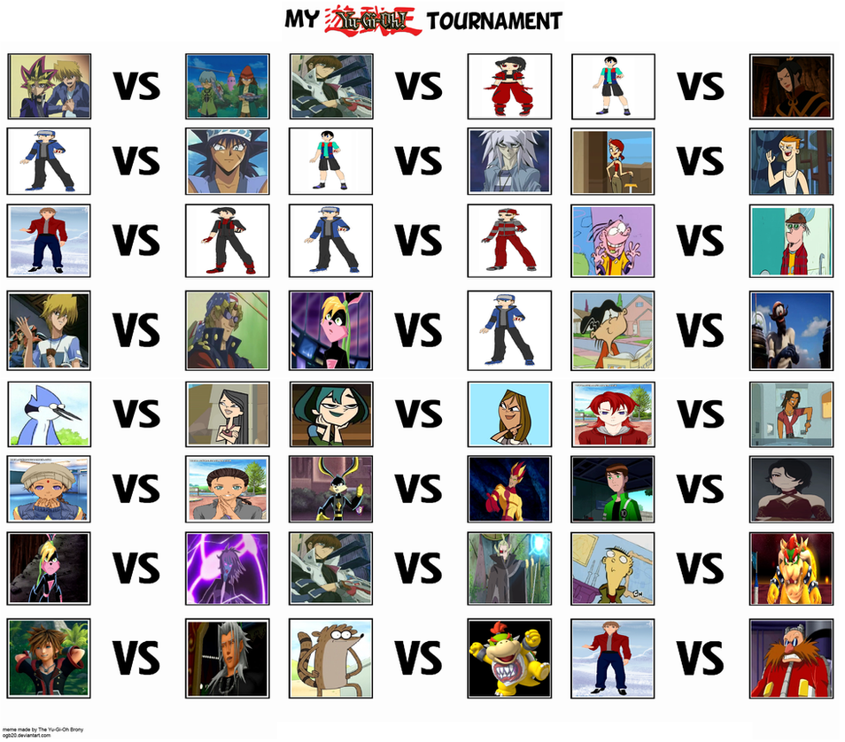 Duels of YGO Data Duels by MarioFanProductions