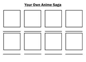 Anime Saga Meme by MarioFanProductions