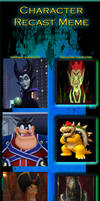 My Disney Villain Council Recast
