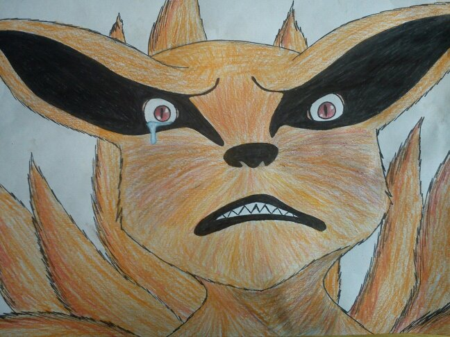 baby kurama by sumandark8600 on - 79.1KB