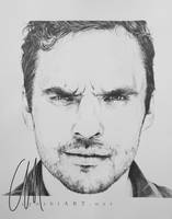 jake johnson by cymue