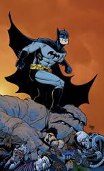BATMAN by Steevcomix