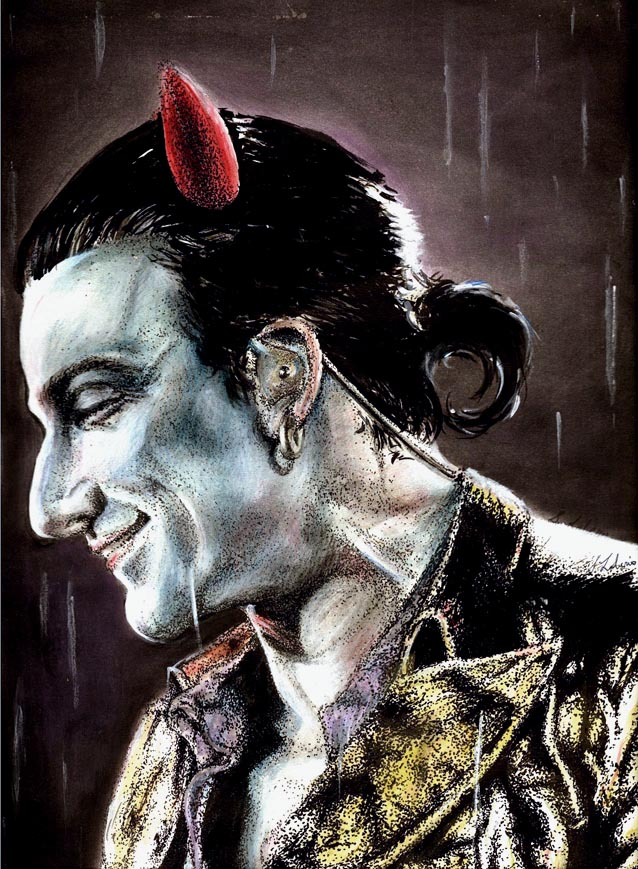 Bono as Mr Macphisto