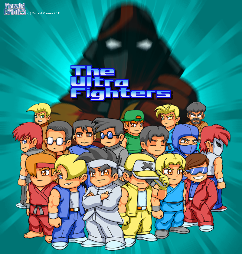 The Ultra Fighters