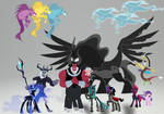 The Big Bad's of MLP:FIM
