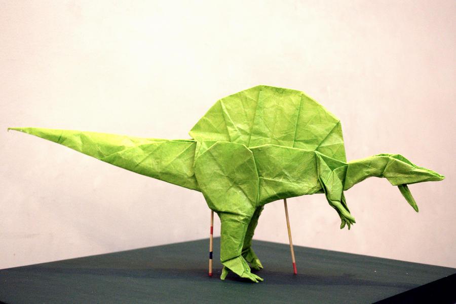 Spinosaurus Shuki Kato By Oswalakhil