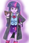 Twilight sparkle - Hunter x Hunter