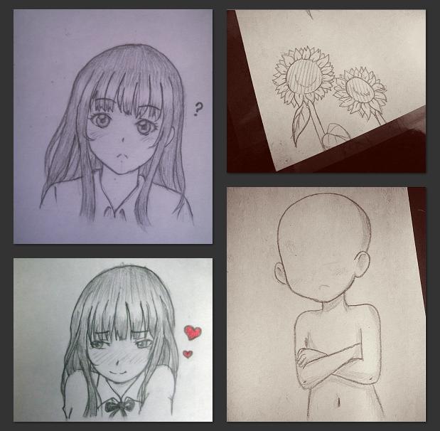 Desenhos recentes by DoceSonho