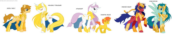 The Cosmos of Friendship by Edheloth