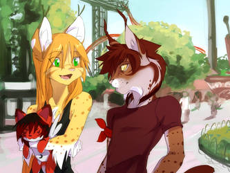 At the park by Edheloth