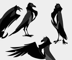 Sebastian the Raven