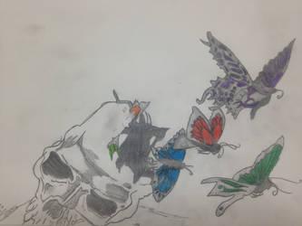 My Drawing Mood by krubymoin