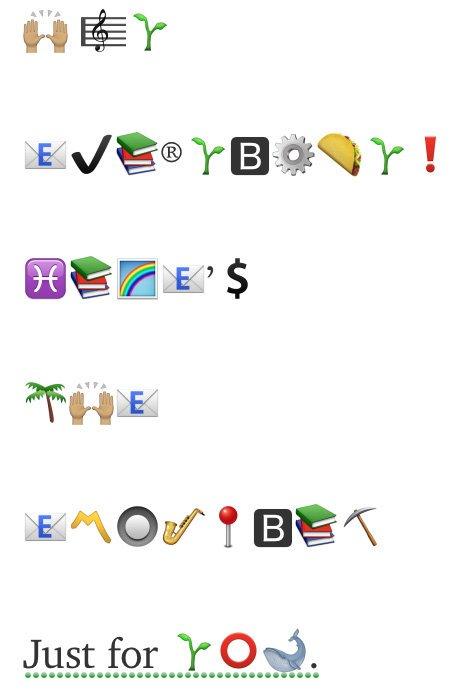 Emoji Alphabet By Lailiandeson On Deviantart