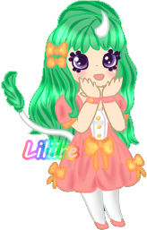 Cute Chibi Lulu by Liliire