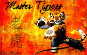 Master Tigress by Ripplepelt