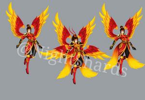 Phoenix Flame Kayle