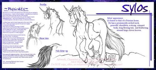 Sylos Character Sheet by VKahri