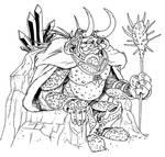 Ludo the Mountain King