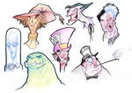 Rogues Gallery ::part 1?::