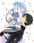 Alfheim Online Kirito and Asuna