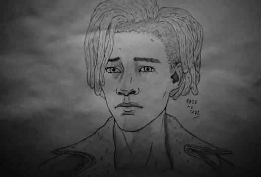 TWDG Louis Sketch